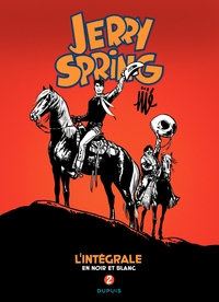 Jerry Spring - L'Intégrale Tome 2