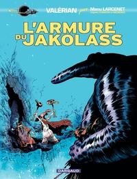 Valérian, vu par... - Tome 1 - L'armure du Jakolass (1) | Manu Larcenet,