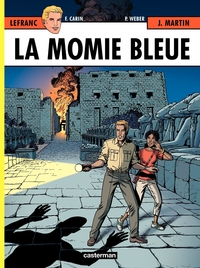 Lefranc (Tome 18) - La Momi...