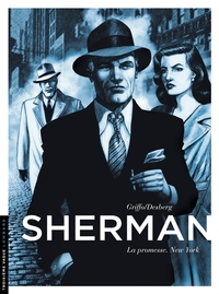 Sherman - Tome 1 - La Promesse. New York