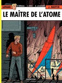 Lefranc (Tome 17) - Le Maît...