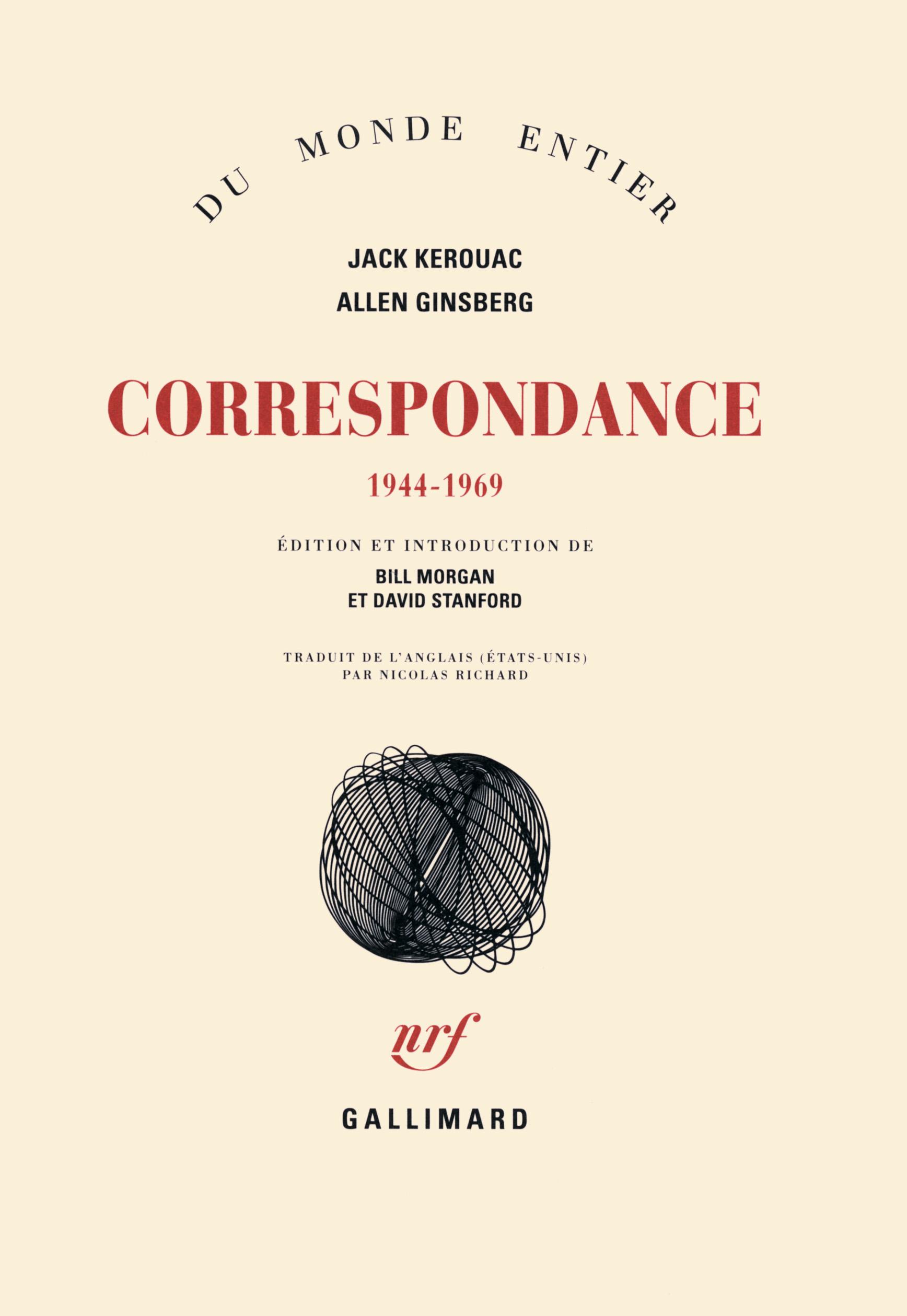Correspondance. 1944-1969