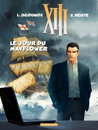 XIII - Tome 20 - Le jour du Mayflower