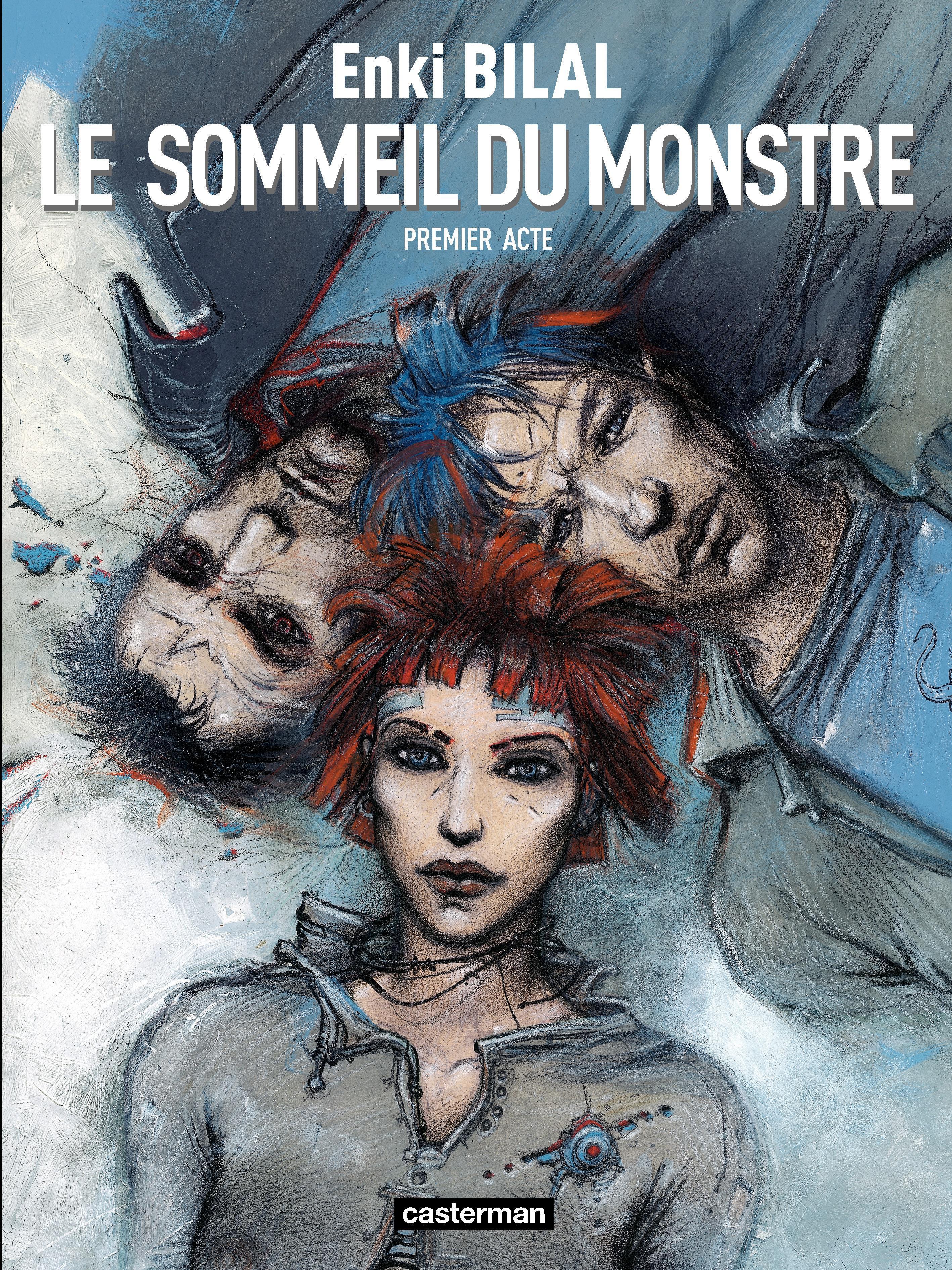 Monstre (Tome 1) - Le sommeil du monstre