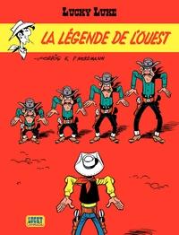 Lucky Luke - tome 41 – La Légende de l'Ouest