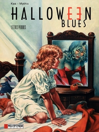 Halloween blues - tome 5 - Lettres perdues