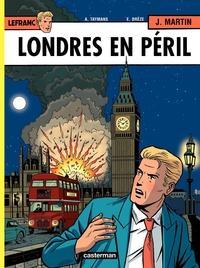 Lefranc (Tome 19) - Londres en péril
