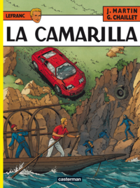 Lefranc (Tome 12) - La Camarilla