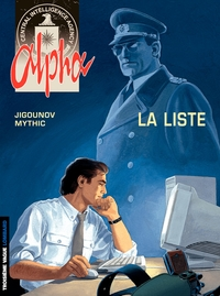 Alpha - Tome 4 - La Liste