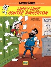 Les aventures de Lucky Luke d'après Morris - tome 4 - Lucky Luke contre Pinkerton