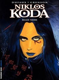 Niklos Koda – tome 6 - Magie noire | Grenson, Olivier