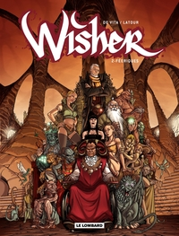 Wisher – tome 2 - Merlin