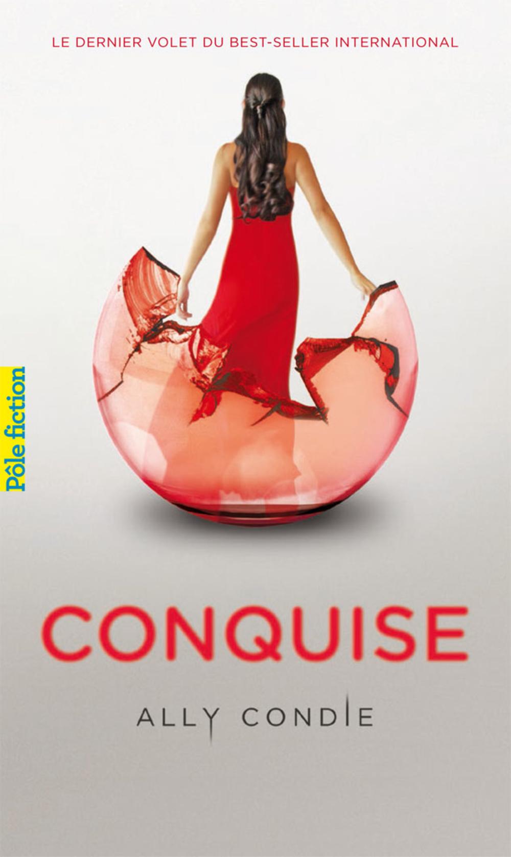 Trilogie Promise (Tome 3) - Conquise |