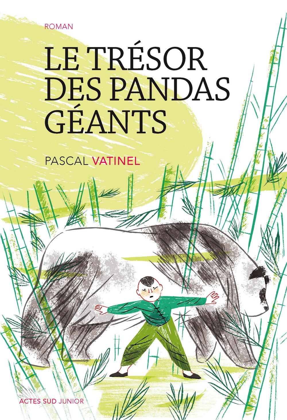 Le trésor des pandas géants   Vatinel, Pascal