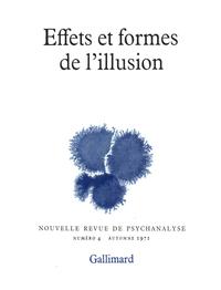 Effets et formes de l'illusion