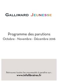 Littérature Gallimard Jeune...