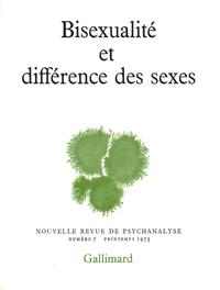 Bisexualité et différence des sexes