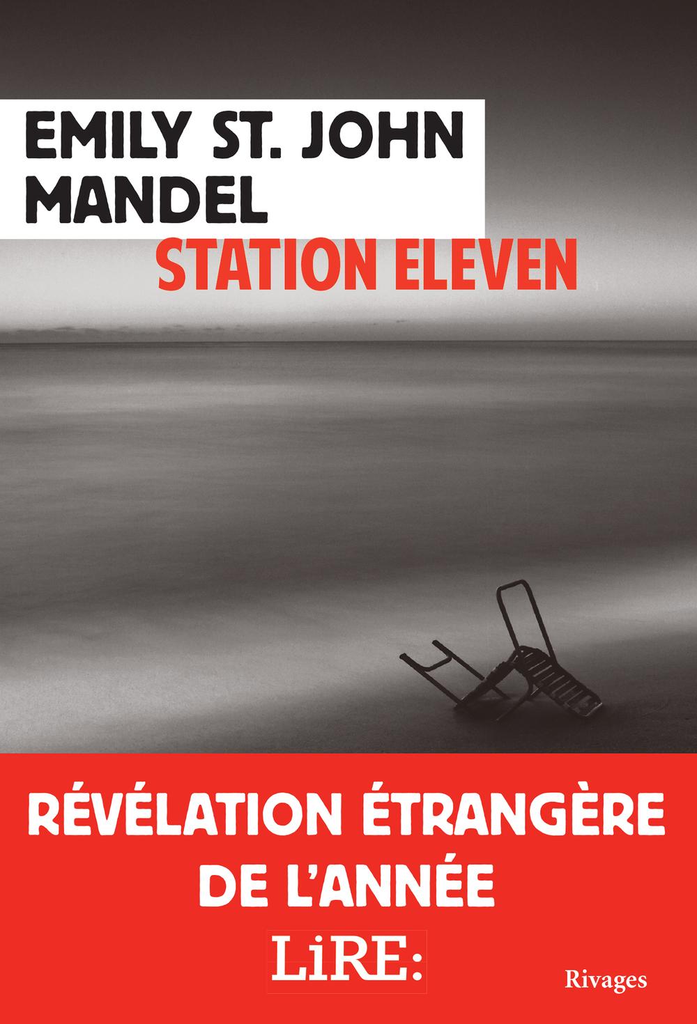 Station eleven   St. John Mandel, Emily