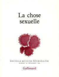 La Chose sexuelle