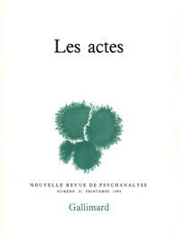 Les Actes