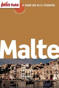 Malte 2015 Carnet Petit Futé