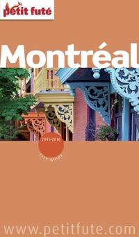 Montréal 2015/2016 Petit Futé