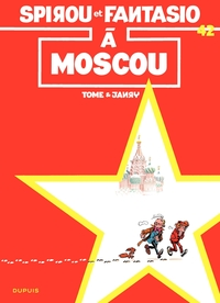 Spirou et Fantasio - Tome 42 - SPIROU A MOSCOU