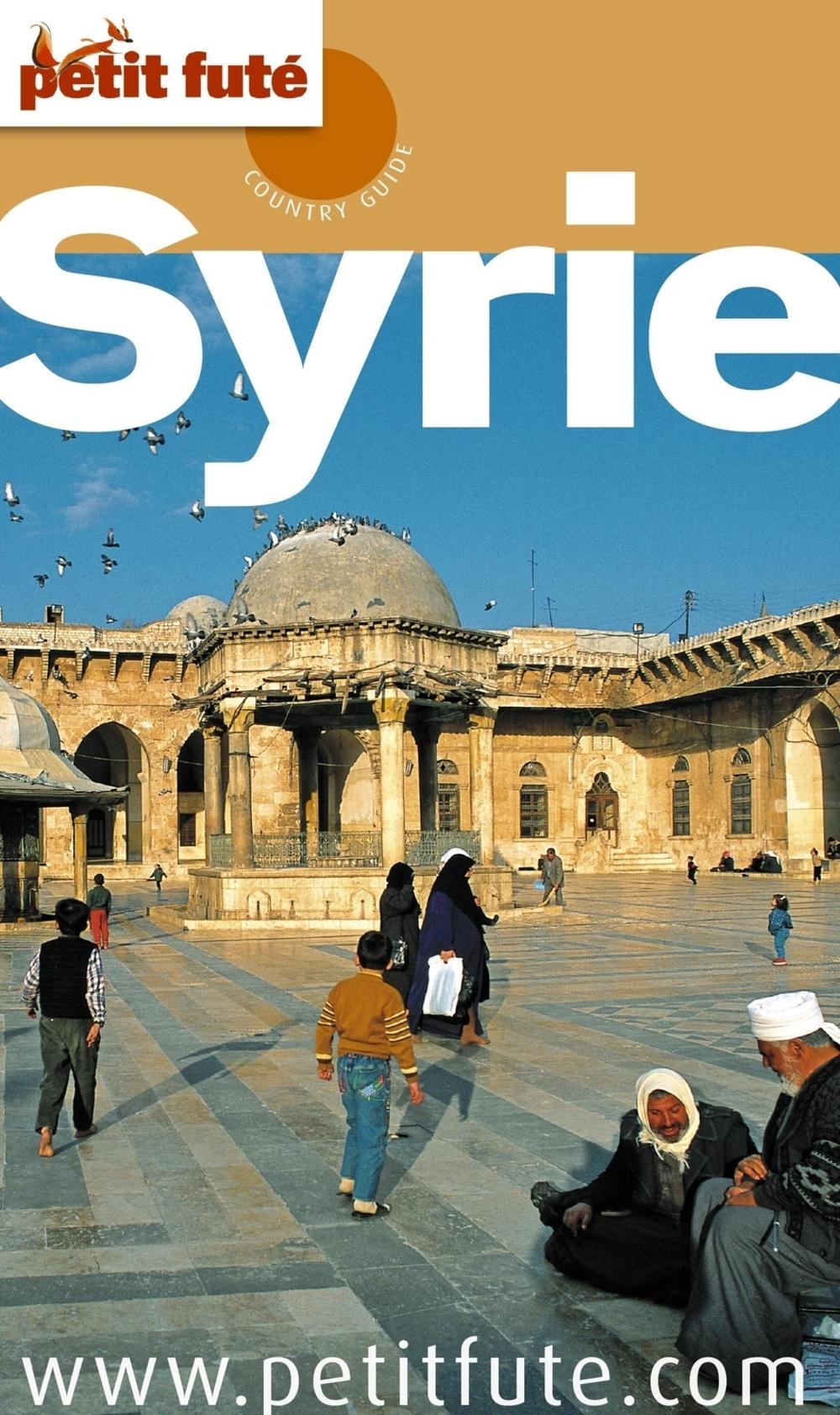 Syrie 2011/2012 Petit Futé