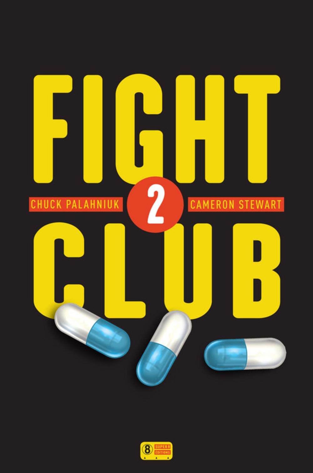 Fight club 2   PALAHNIUK, Chuck. Auteur