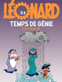 Léonard - tome 24 - Temps de génie