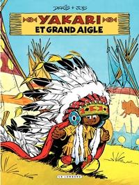 Yakari - tome 01 - Yakari et Grand Aigle | Derib,