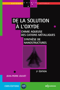 De la solution à l'oxyde - ...