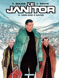 Le Janitor - tome 2 - Week-...