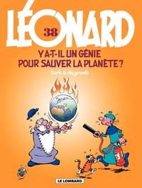 Léonard - tome 38 - Y a-t-il un génie pour sauver la plančte ?