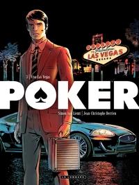Poker – tome 3 - Viva Las Vegas | VAN LIEMT,