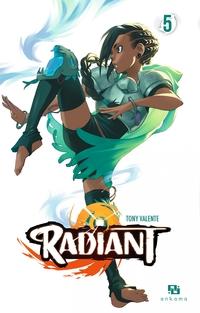 Radiant - Tome 5 | Tony Valente,