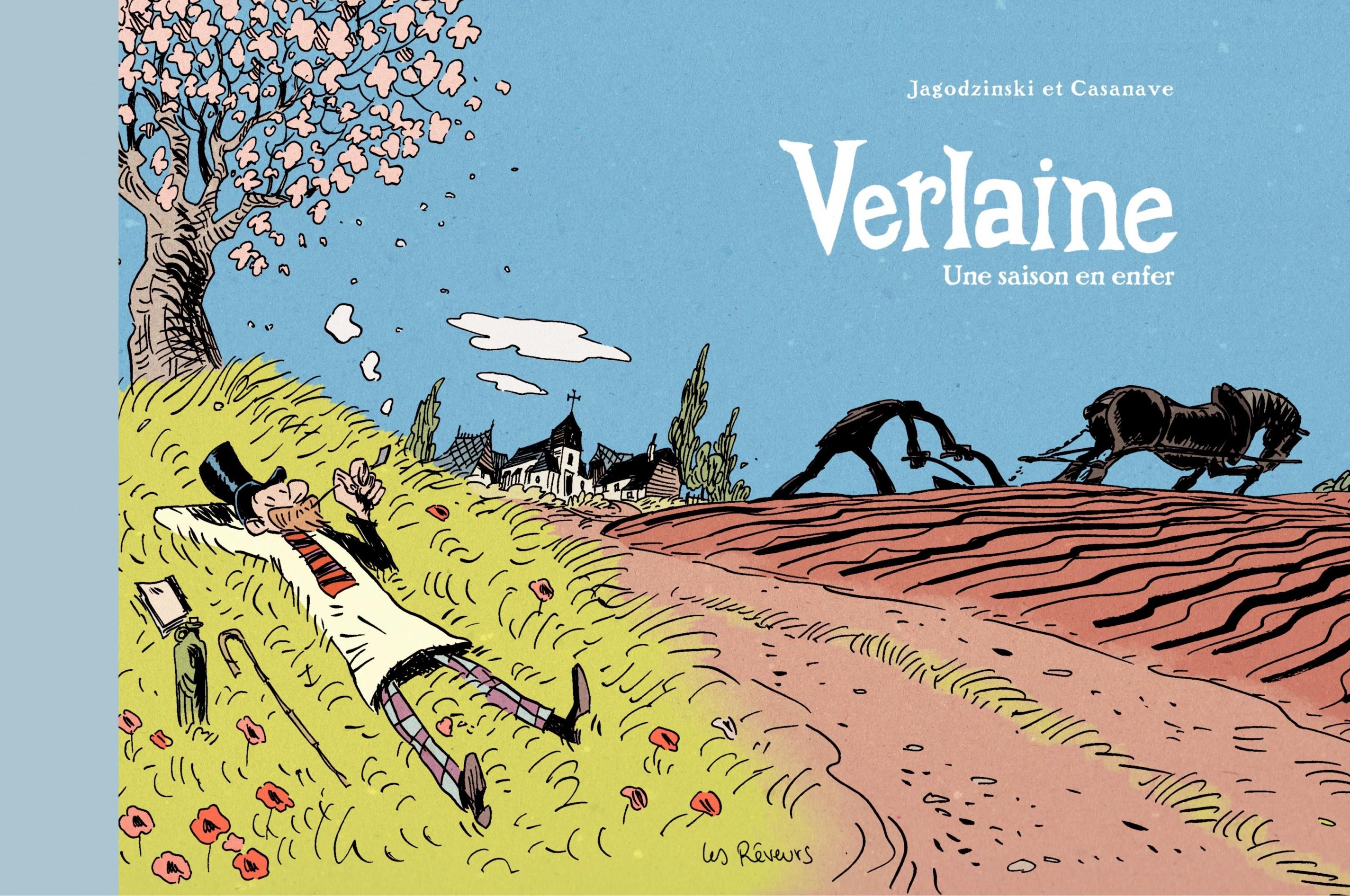 Verlaine, UNE SAISON EN ENFER