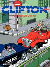 Clifton - Tome 2 - Le voleur qui rit