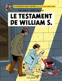 Blake et Mortimer - Tome 24 - Le Testament de William S.