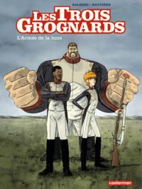 Les Trois Grognards (Tome 1) - L'Armée de la lune | Salsedo, Frédérik