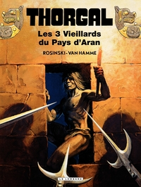 Thorgal - tome 03 – Les trois vieillards du pays d'Aran