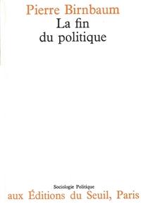 La Fin du politique