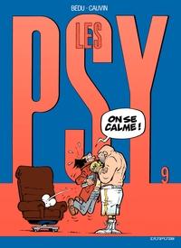 Les Psy - Tome 9 - On se calme !