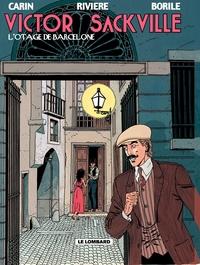 Victor Sackville – tome 6 – L'Otage de Barcelone