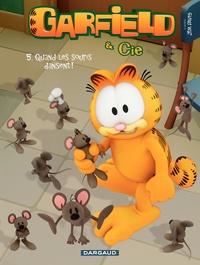 Garfield et Cie - Tome 5 - Quand les souris dansent (5)