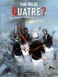 Monstre (Tome 4) - Quatre ?