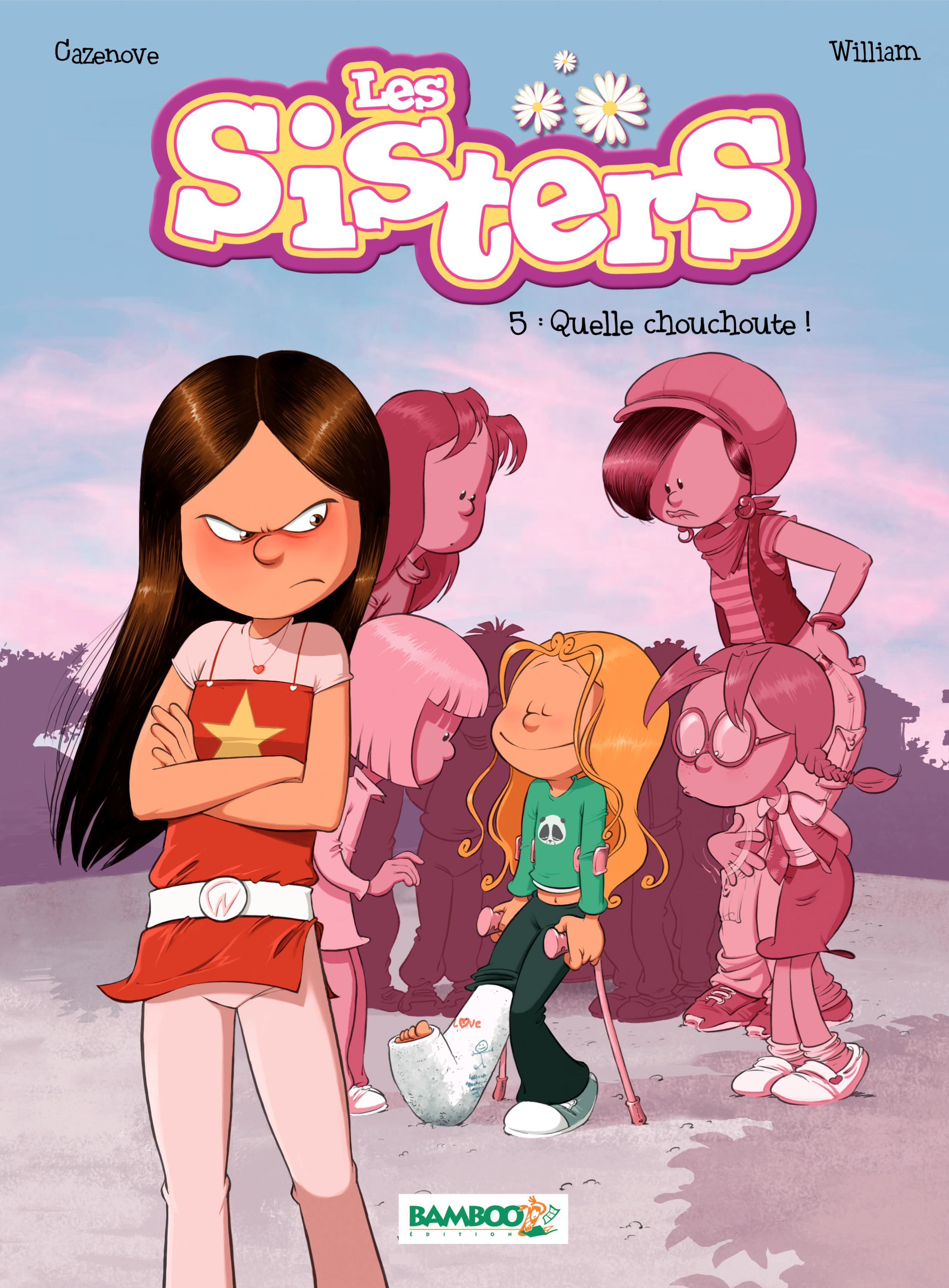 LES SISTERS - TOME 5