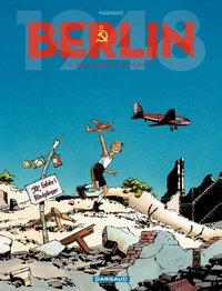 Berlin - Tome 2 - Reinhard Le Goupil | Marvano,
