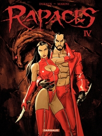 Rapaces – tome 4