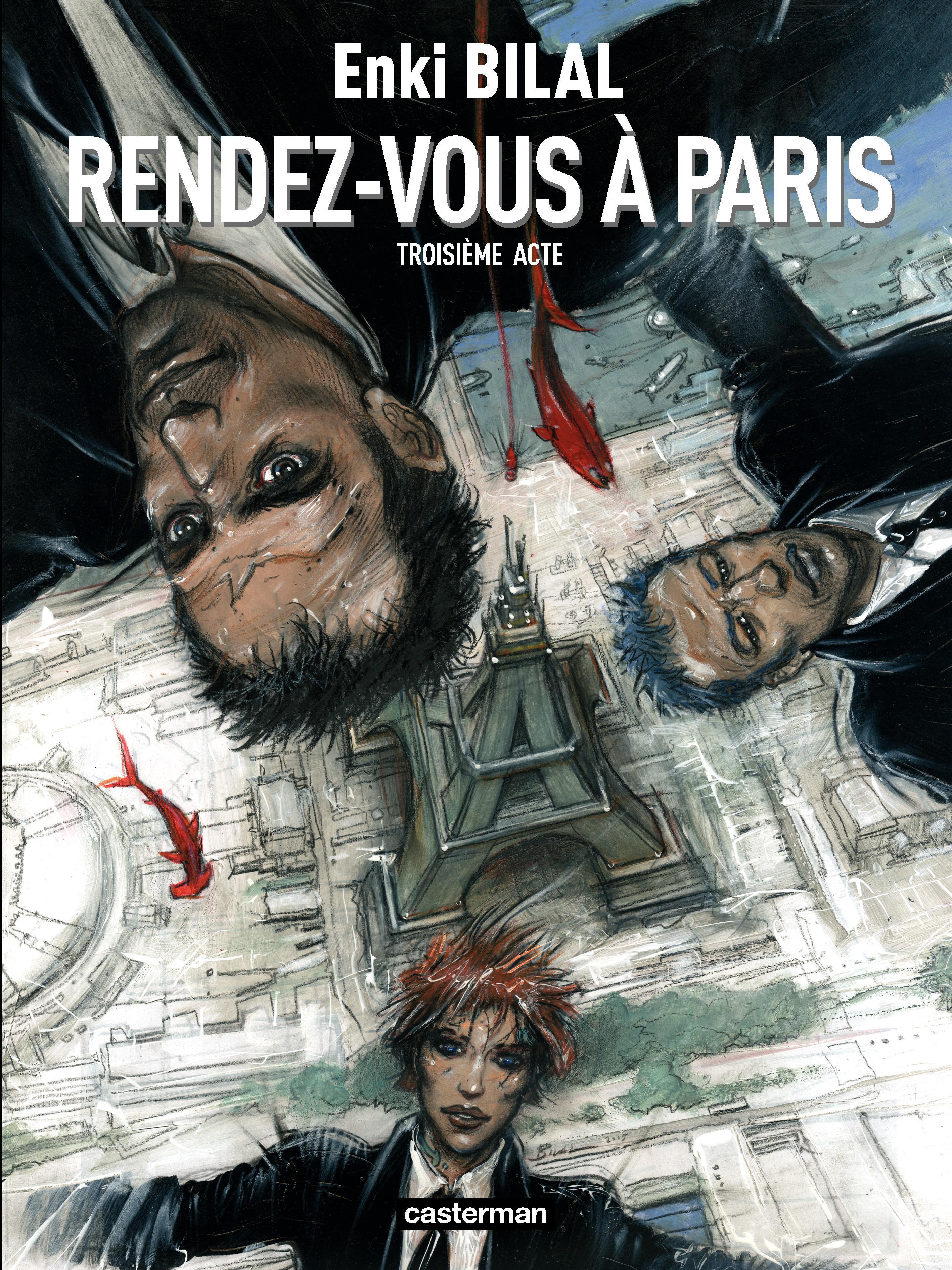 Monstre (Tome 3) - Rendez-vous à Paris
